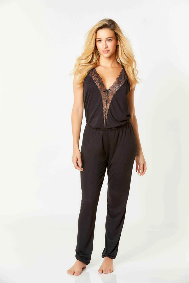 Madalene Jumpsuit (With Bottoms)