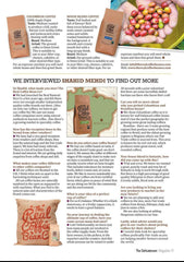 The Real Coffee Bean Co - The Delicatessen Magazine June 2017 Issue