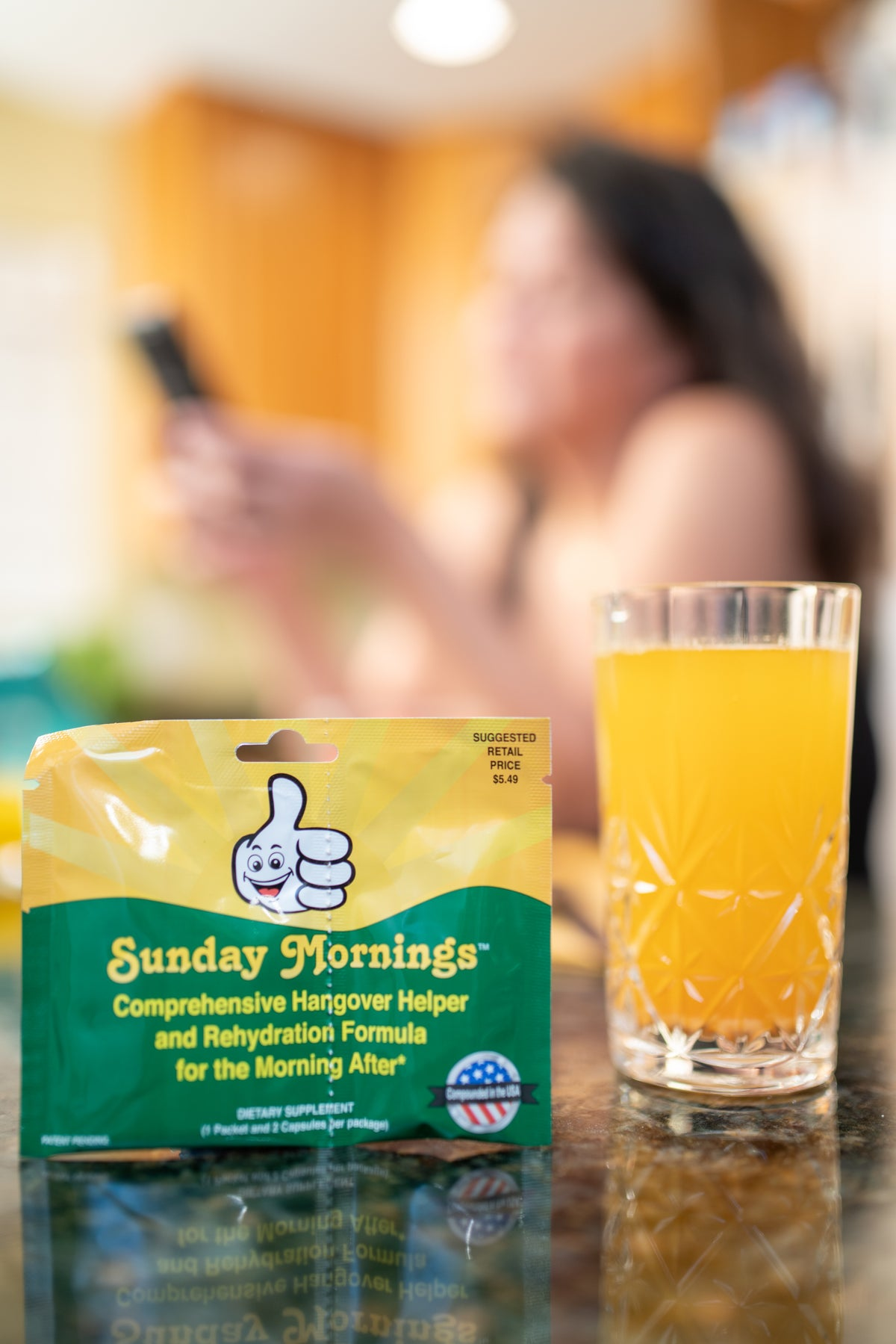 Get a Monthly Subscription of the Sunday Mornings Hero Kit - Sunday Mornings Hangover Helper