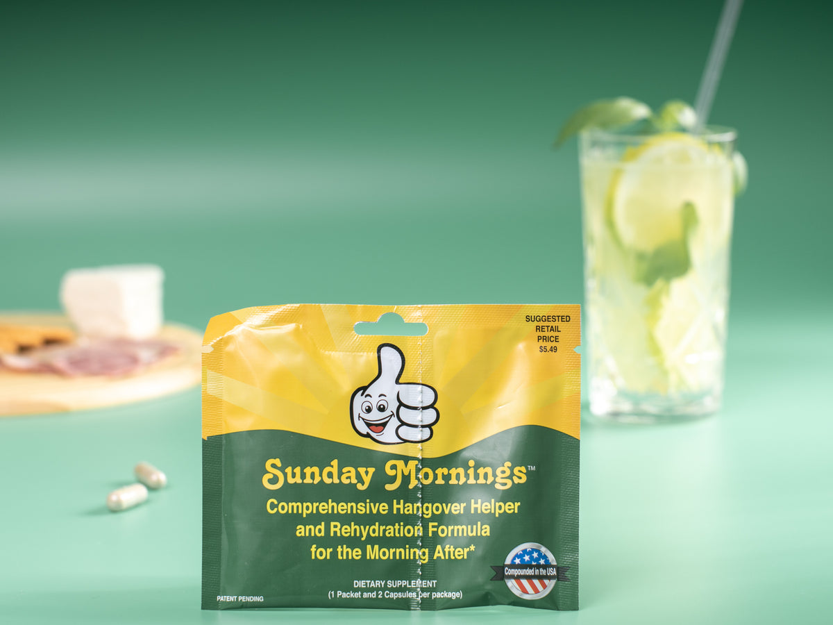 Buy the Sunday Mornings Hangover Helper! - Sunday Mornings Hangover Helper