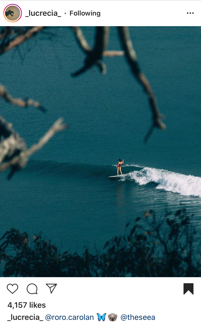 Luki O'Keefe, Female Surf Photographer, best surf photographers in the world