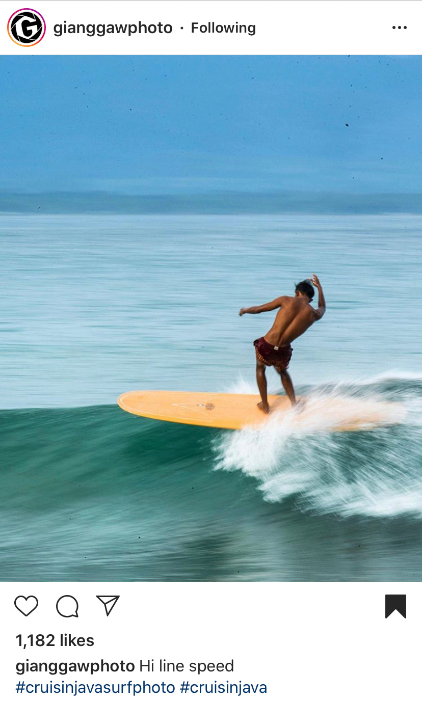 Giang Alam Wardani, Best surf photographers, world's best surf photography