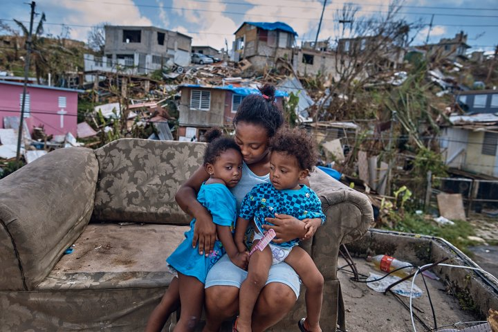 hurricane Maria Puerto Rico help relief recovery bikinis for Puerto Rico magdakinedesigns