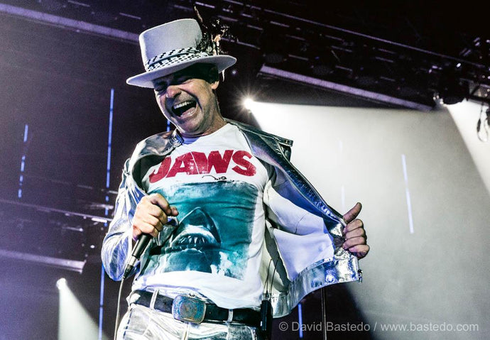 Gord Downie - JAWS  - August 3, 2016 - Scotiabank Saddledome - Calgary, AB