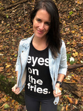 Eyes on the Fries - Women's Tank
