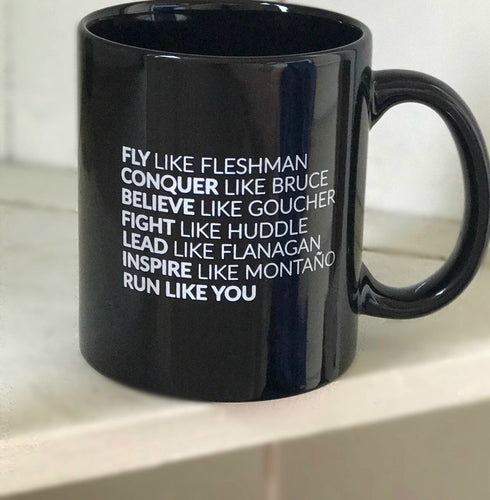 Run Like You - Mug