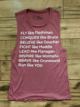 Run Like You - Women's Muscle Tank