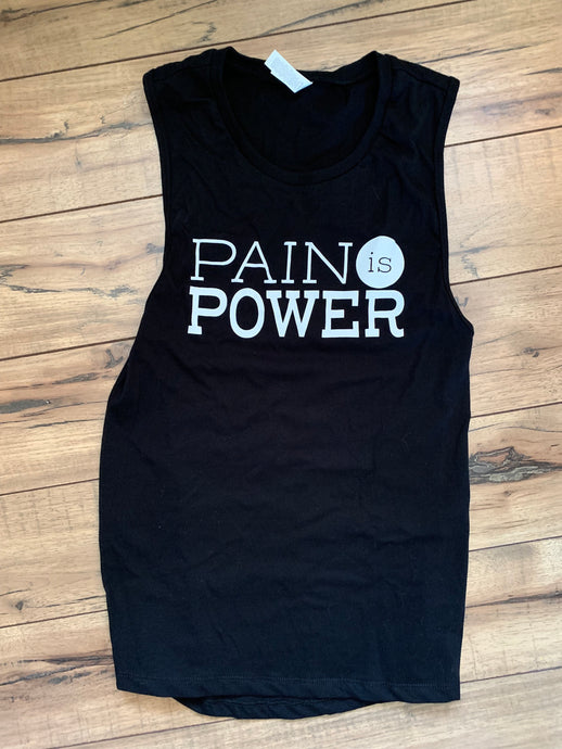 Pain is Power - Women's Tank