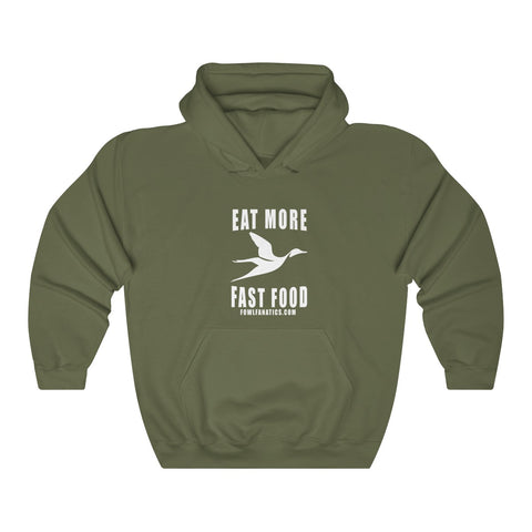 Eat More Fast Food Sweatshirt