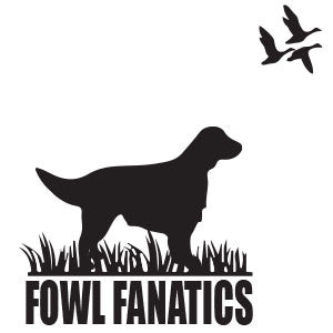 Retriever Decal
