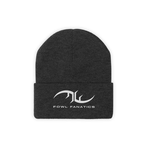 Double F Knit Beanie