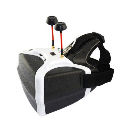 FPV HD800 5.8G 40CH Wireless FPV GOGGLE DIVERSITY