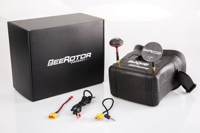 Beerotor FPV Goggles 5.8G 40CH Raceband