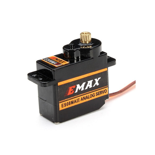 Emax ES08MA II Metal Gear Analog Mini Servo