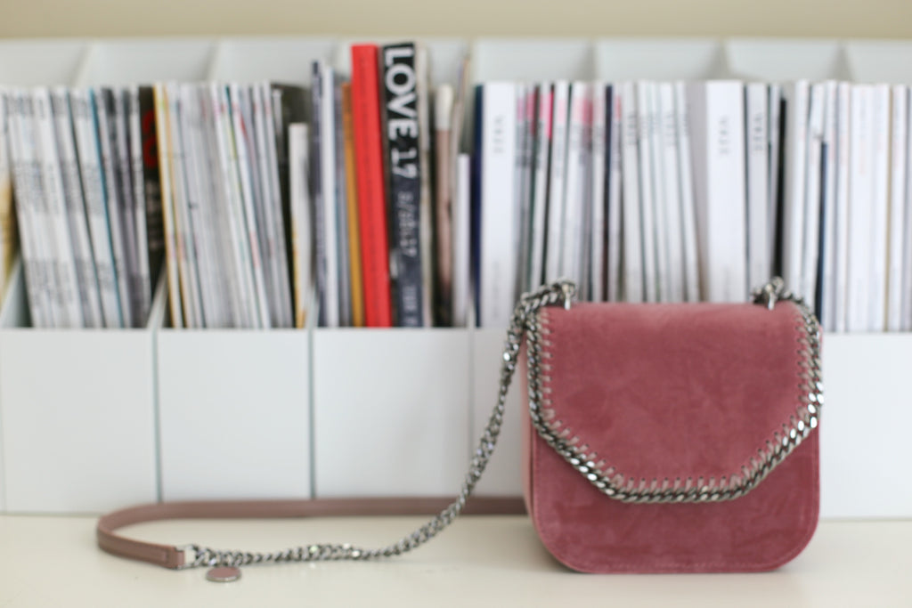e0ad6a1459bc When I first bought this Stella McCartney Mini Falabella Box Bag a year  ago