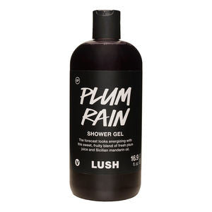 Lush Plum Rain Shower Gel