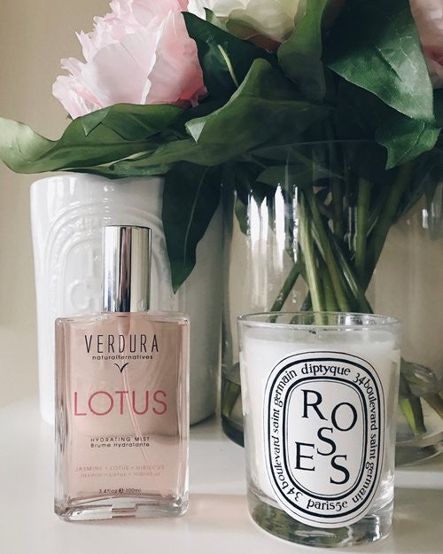 VERDURA naturalternatives Lotus spray