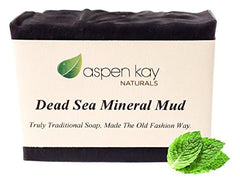 Dead Sea Mineral Mud soap