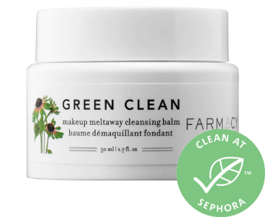 Farmacy Clean Green Makeup Removing Cleansing Balm