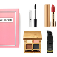 Vegan Makeup Starter Kit + Rose Vegan Beauty Set