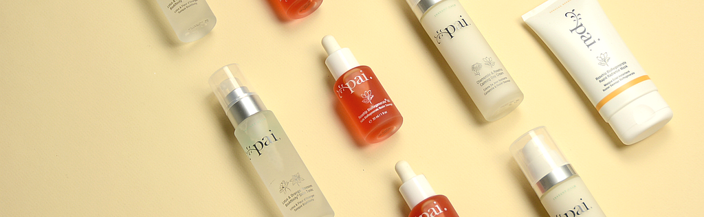 Pai Skincare at Art of Pure