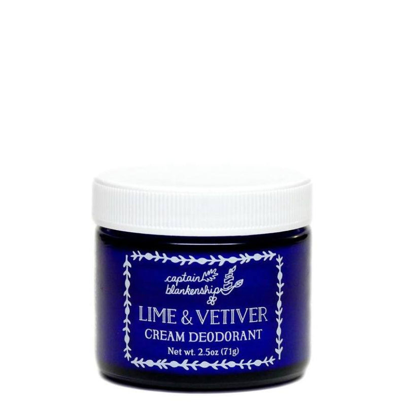 Lime & Vetiver Cream Deodorant
