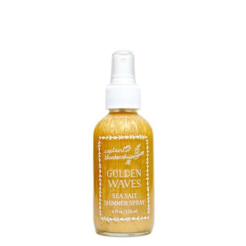 Art of Pure - Captain Blankenship GOLDEN WAVES SEA SALT SHIMMER SPRAY