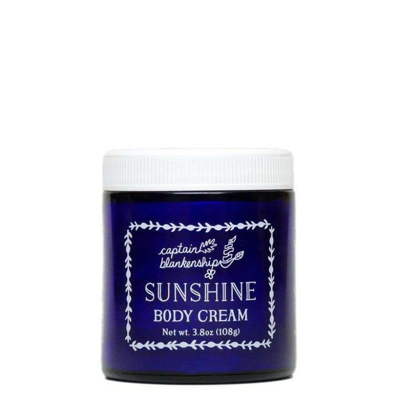 Sunshine Body Cream