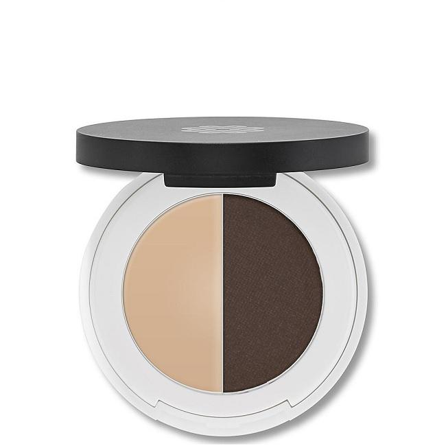Lily Lolo Eyebrow Duo Dark - Art of Pure