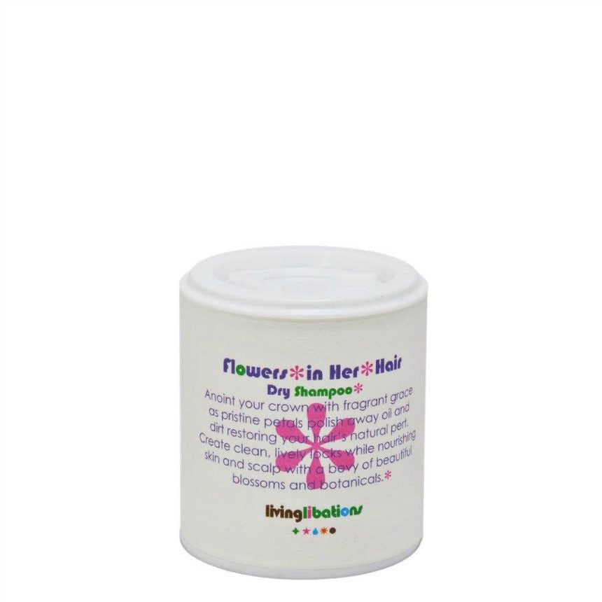 Art of Pure - Living Libations FLOWERS IN HER HAIR DRY SHAMPOO