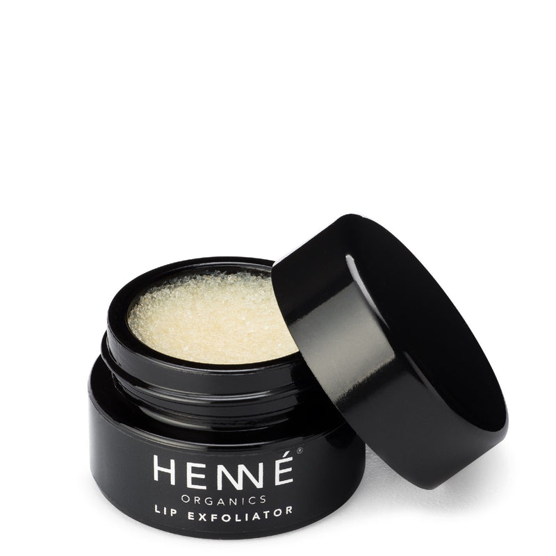 Henne Lip Exfoliator Lavender Mint | Art of Pure