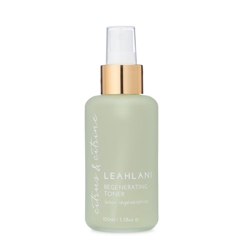 Leahlani Skincare Citrus & Citrine Regenerating Toning Mist | Art of Pure