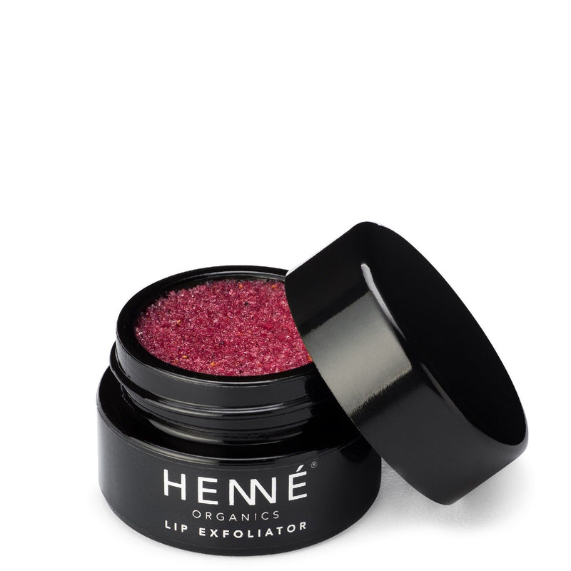 Henne Lip Exfoliator Nordic Berries | Art of Pure