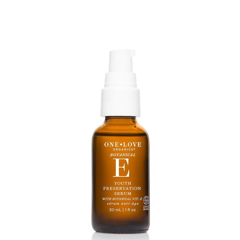 Botanical E Youth Preservation Serum