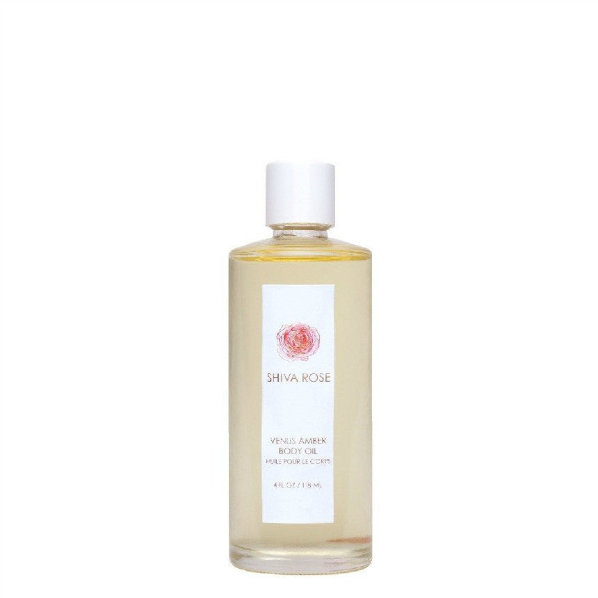 Venus Amber Body Oil