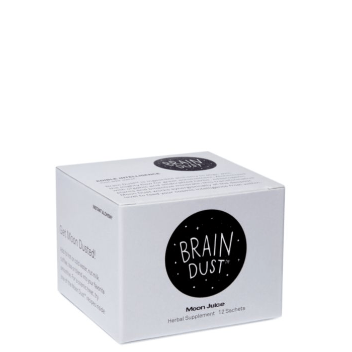 Moon Juice Brain Dust Sachet Box - Art of Pure