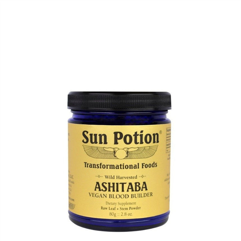 Sun Potion Ashitaba at Art of Pure