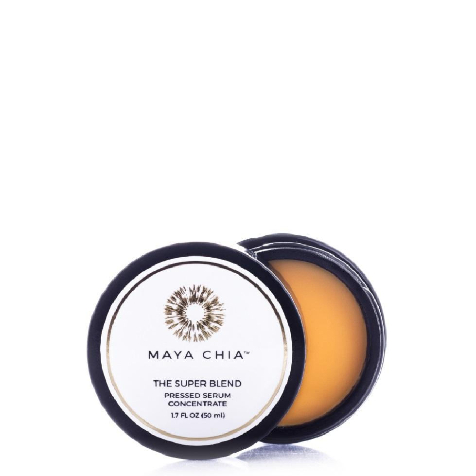 Maya Chia The Super Blend, Pressed Serum Brightening Moisture Concentrate