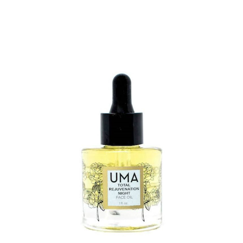 UMA Total Rejuvenation Night Face Oil - Art of Pure