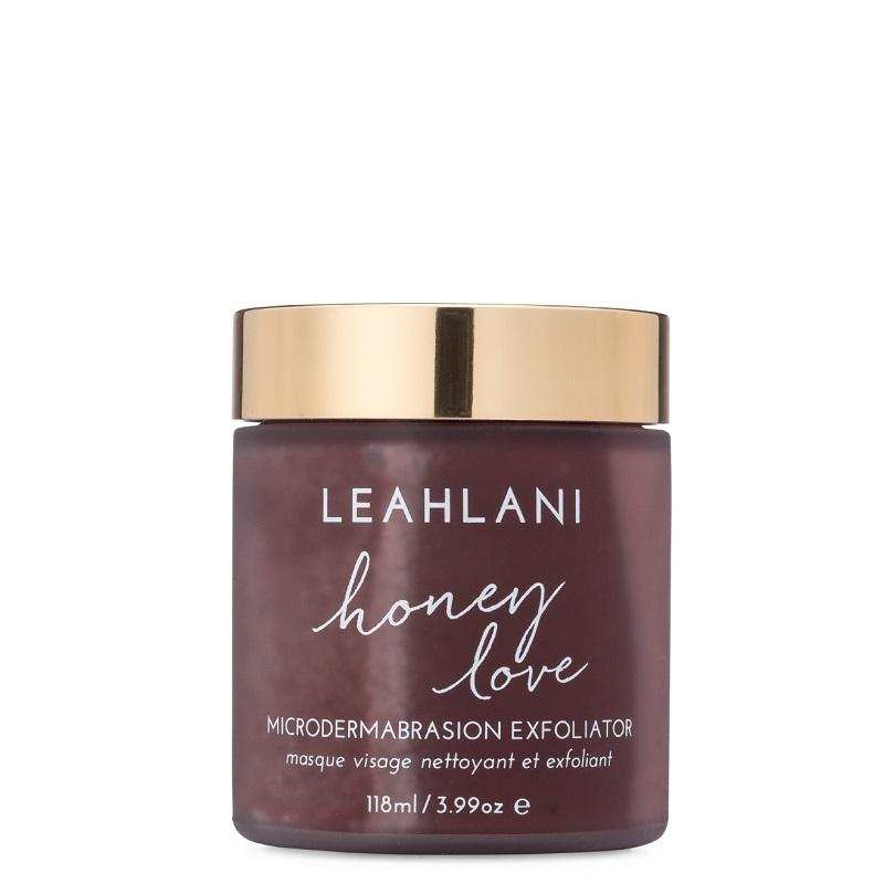 Leahlani Skincare Honey Love Microderm Exfoliator | Art of Pure