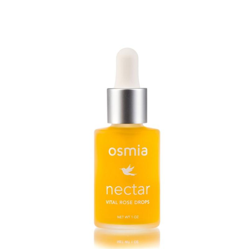 Osmia Organics Nectar Vital Rose Drops | Art of Pure