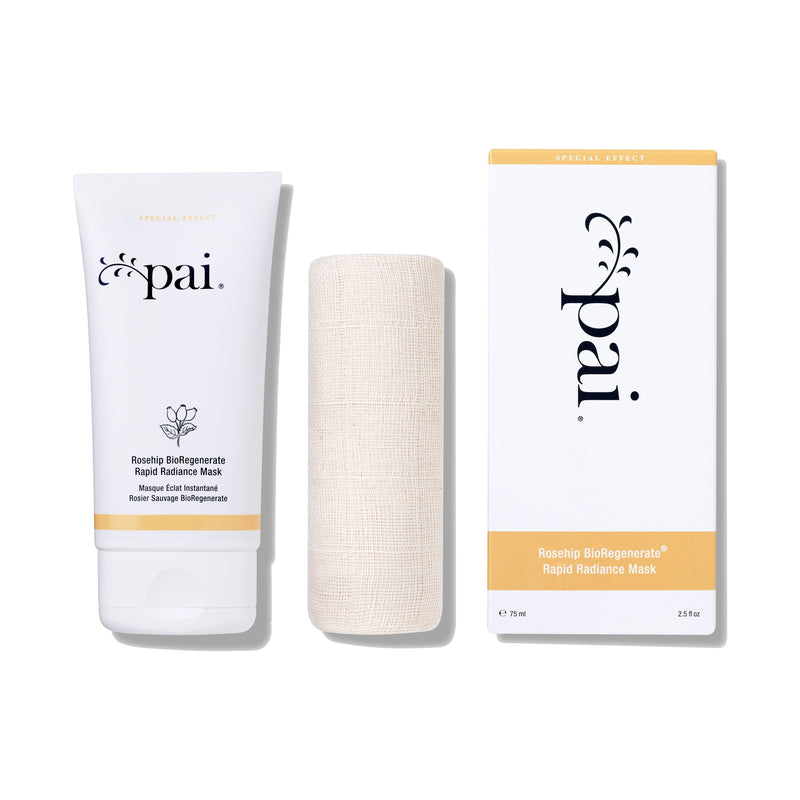 Pai Rosehip BioRegenerate Rapid Radiance Mask | Art of Pure