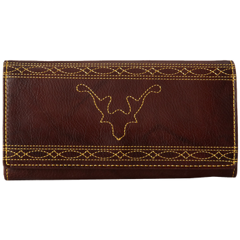 Frye Campus Stitch Wallet