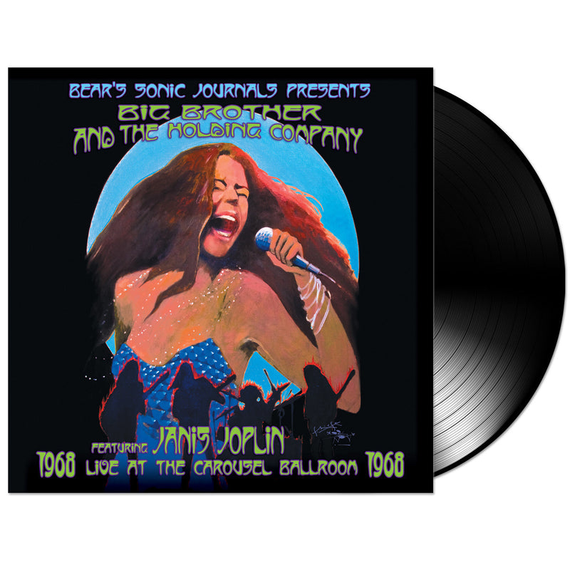 Live At The Carousel Ballroom 1968 Vinyl (2 LP)