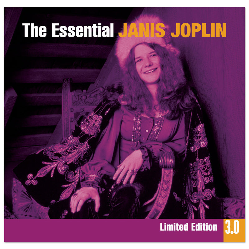 The Essential Janis Joplin 3.0 [CD]
