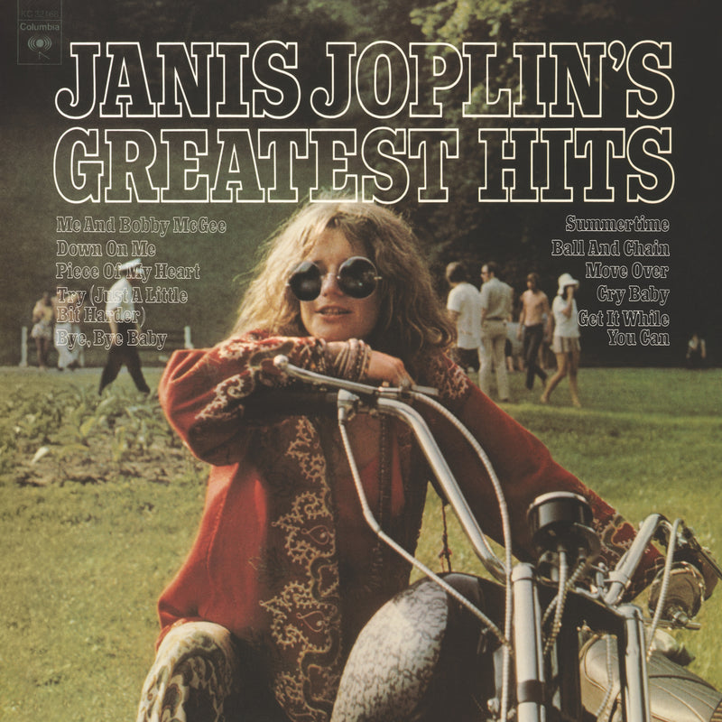 Janis Joplin's Greatest Hits [Vinyl]