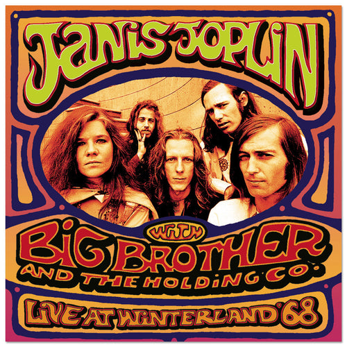 Live At Winterland '68 [CD]