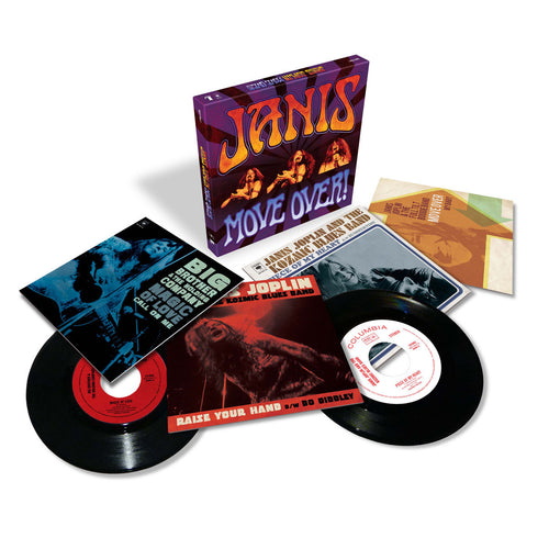 "Move Over! 7"" Vinyl Box Set"