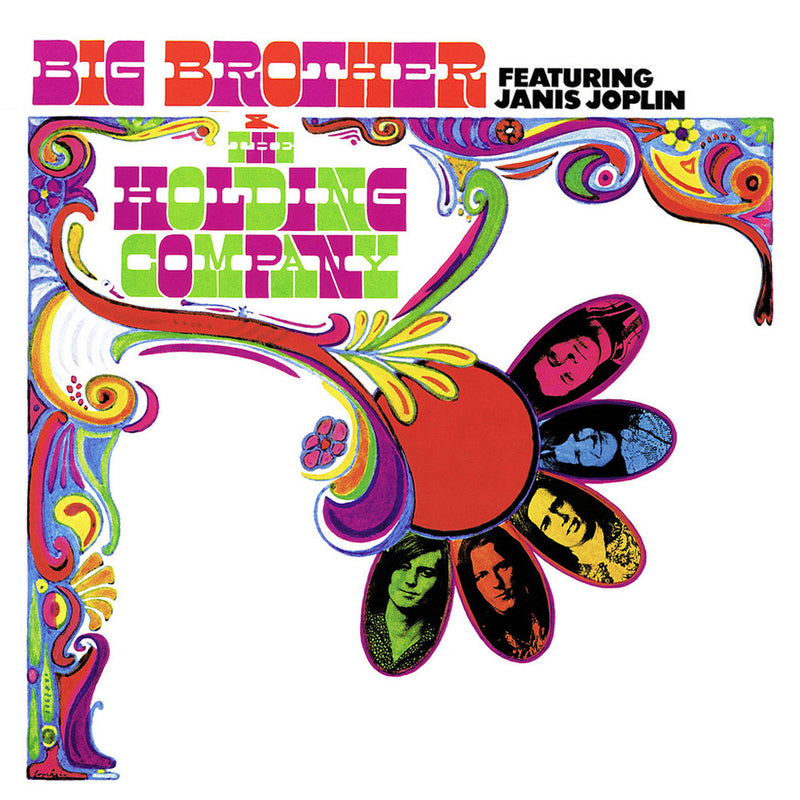 Big Brother & The Holding Company [CD]