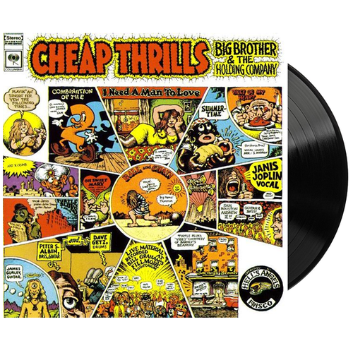 Cheap Thrills - Big Brother & The Holding Company [MONO Vinyl]